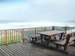Buffalo Bay Holiday Accommodation - Ons Eie Deck